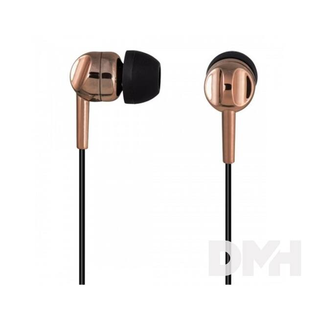 "Thomson 132497 ""EAR 3005"" In-Ear bronz fülhallgató headset"