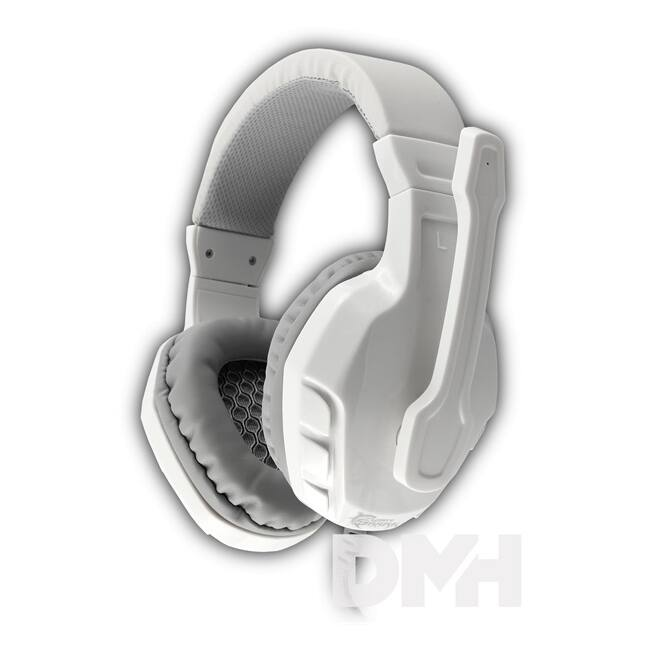 White Shark GH-1641W PANTHER fehér Gaming headset
