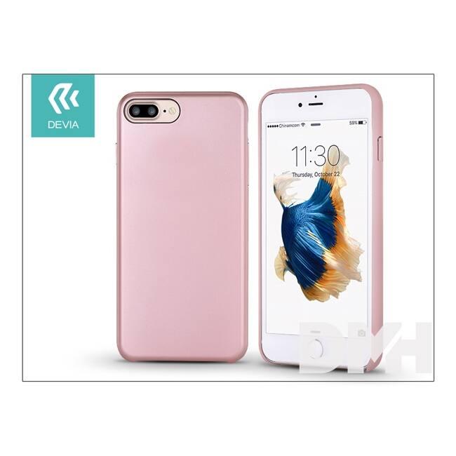 Devia ST994396 CEO 2 iPhone 7+ rózsaarany hátlap