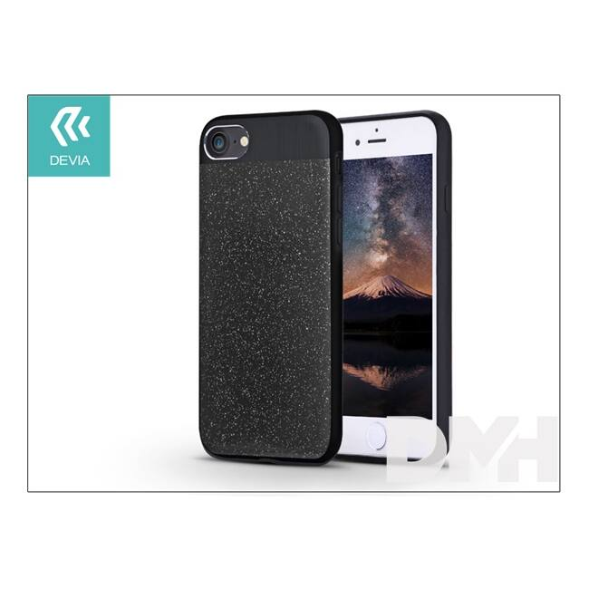 Devia ST000010 RACY iPhone 7 fekete hátlap