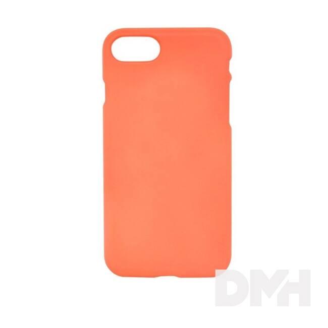 Cellect CEL-NEON-IPHSE-O Neon Collection Prémium iPhone SE narancs szilikon hátlap