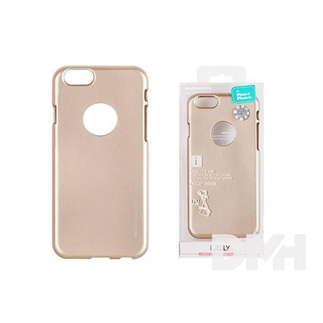 iTotal JELLYIP6G Jelly iPhone 6 arany hátlap