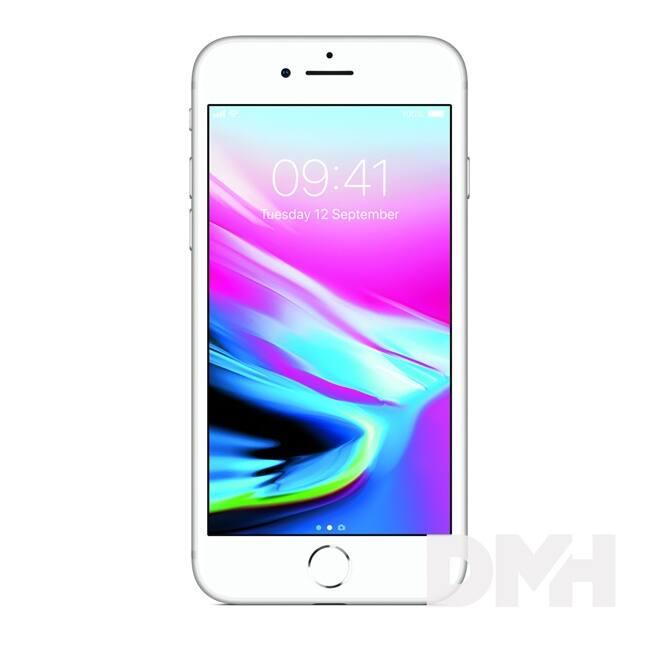 Apple iPhone 8 256GB silver (ezüst)