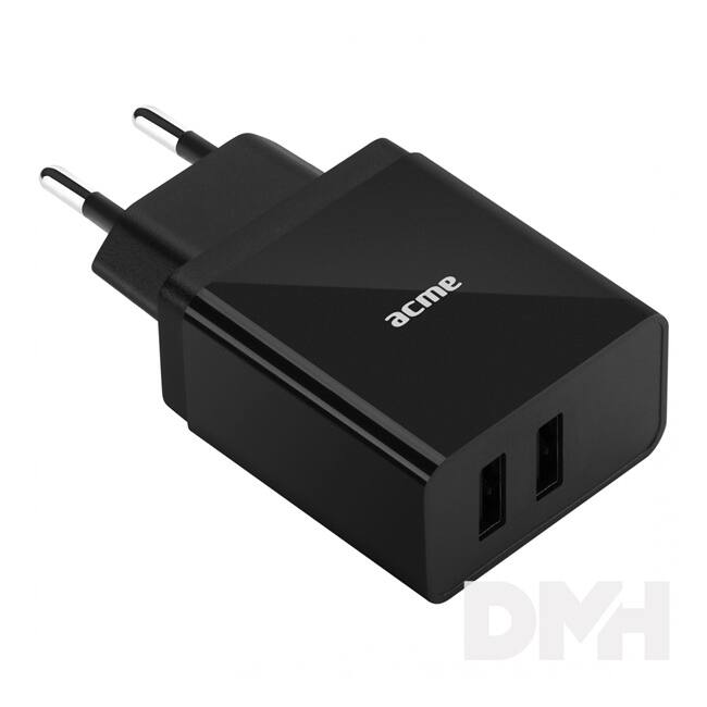 ACME CH205 3.4A univerzális 2x USB hálózati töltő