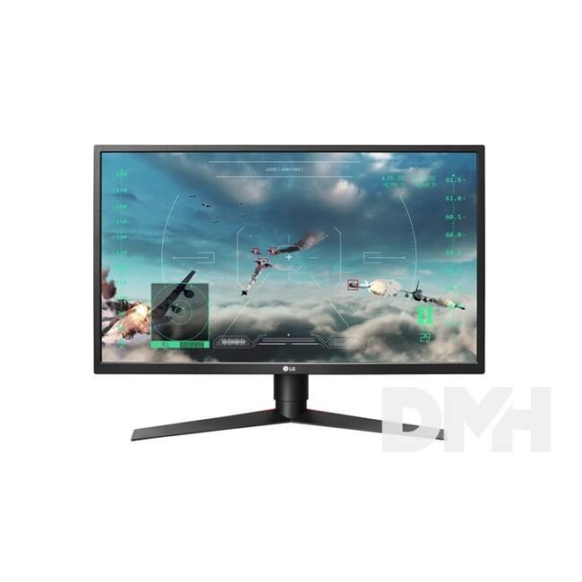 "LG 27"" 27GK750F 240Hz HDMI DisplayPort LED gamer monitor"