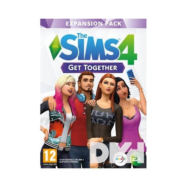 The SIMS 4 Get Together PC HU játékszoftver