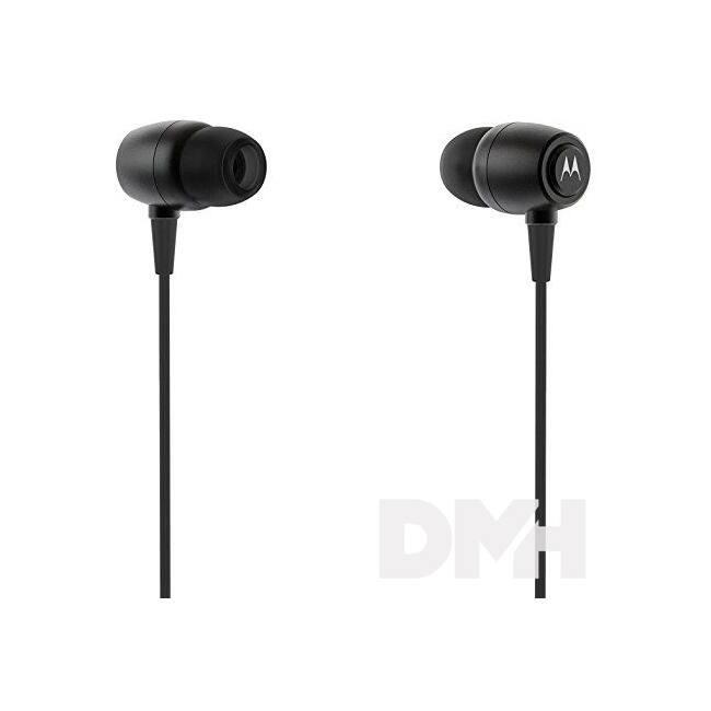 Motorola Metal fülhallgató headset vízálló IP54