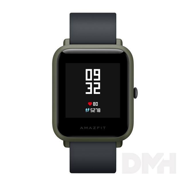 Xiaomi Amazfit Bip zöld fitness okosóra