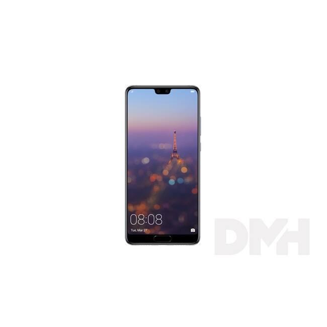 """Huawei P20 5,8"""" LTE 64GB Dual SIM alkonyat lila okostelefon"""