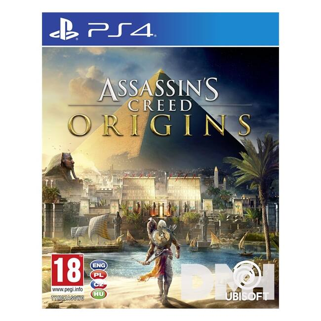 Assassin`s Creed Origins PS4 játékszoftver