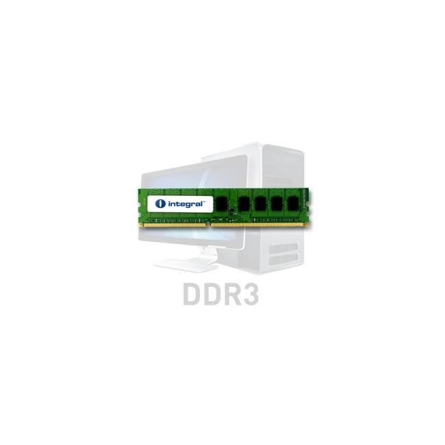 2GB DDR3-1600 ECC DIMM  CL11 R1 UNBUFFERED  1.5V