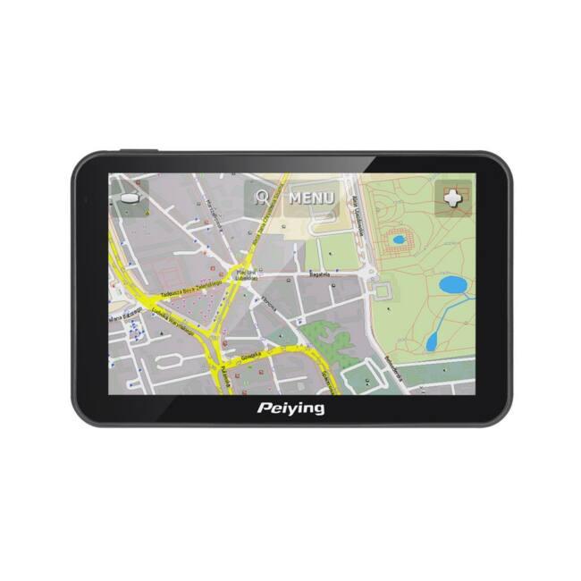 Műholdas navigáció Peiying PY-GPS5014  nélkül