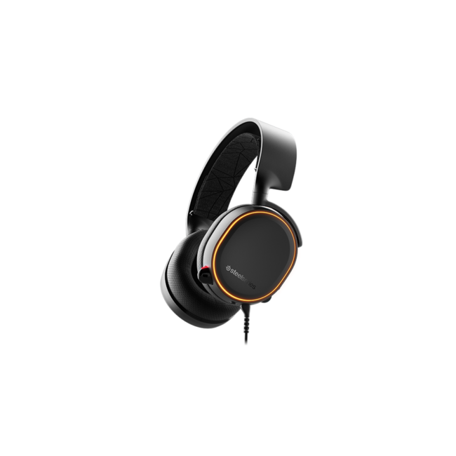Gaming headset SteelSeries Arctis 5 (2019 Edition) Black