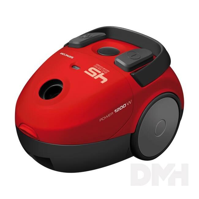 Sencor SVC 45RD piros padlóporszívó