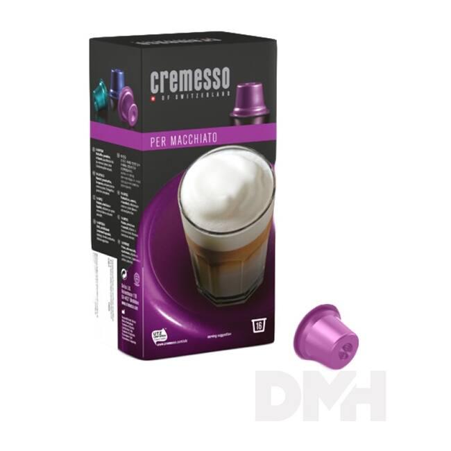 CREMESSO Per Macchiato kávékapszula 16db (96g)