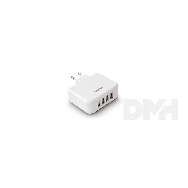 Acme CH16 Powerful 4 ports 4,6A USB fali töltő