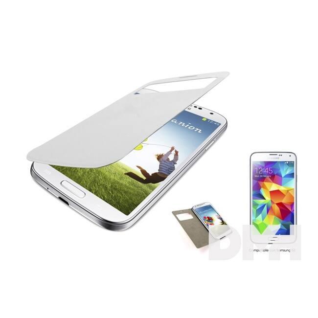 iTotal CM2769 Samsung Galaxy S5 fehér mappa tok