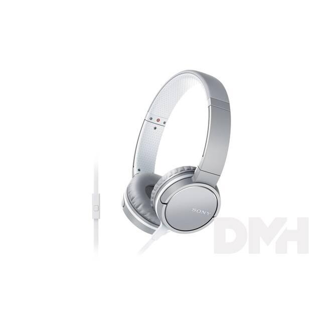 Sony MDRZX660APC.CE7 szürke mikrofonos fejhallgató