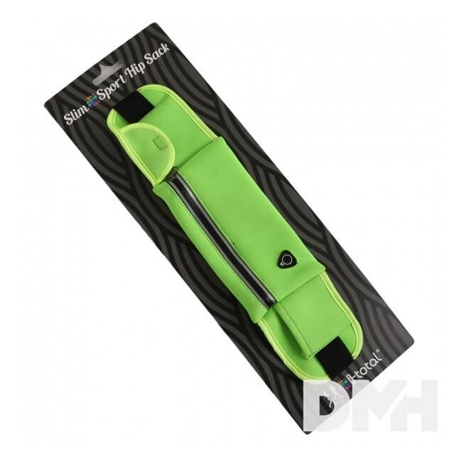 iTotal CM2928 zöld univerzális vízálló telefontartó sportöv
