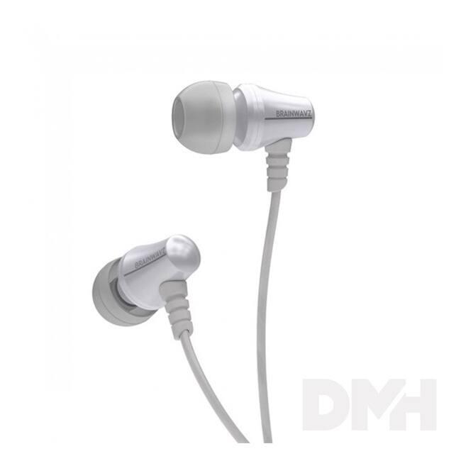 Brainwavz Jive In-Ear fehér fülhallgató headset