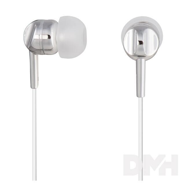 """Thomson 132496 """"EAR 3005"""" In-Ear ezüst fülhallgató headset"""