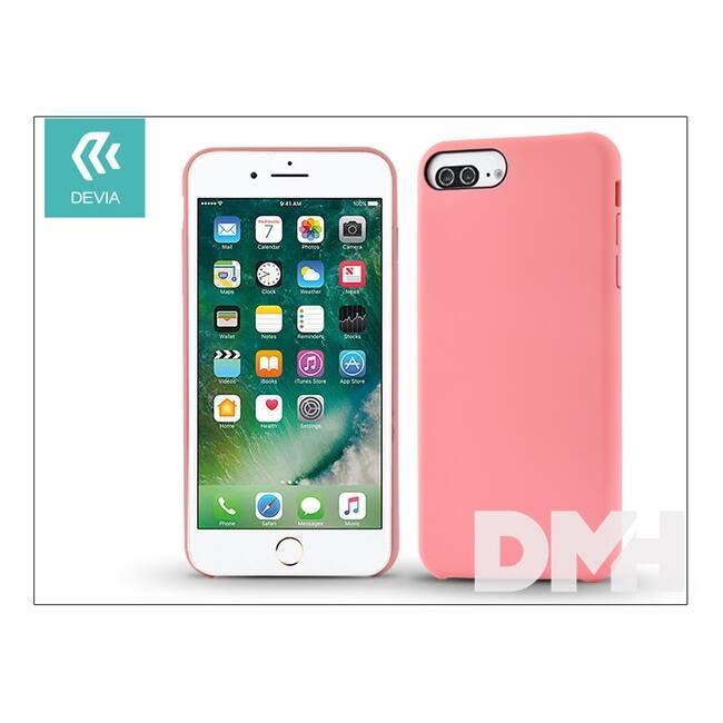 Devia ST994372 CEO 2 iPhone 7+ rózsaszín hátlap