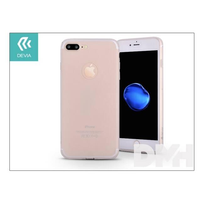 Devia ST995867 EGG SHELL iPhone 7+ Crystal átlátszó hátlap