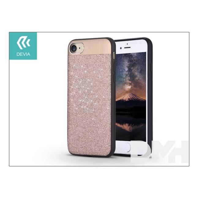 Devia ST999988 RACY iPhone 7 arany hátlap