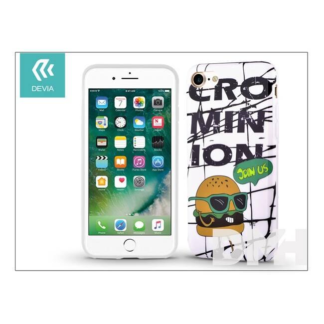 Devia ST994600 VIVID HAMBURGER iPhone 7 hátlap