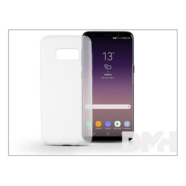 Haffner PT-3835 Samsung G955 S8+ átlátszó ultra slim hátlap