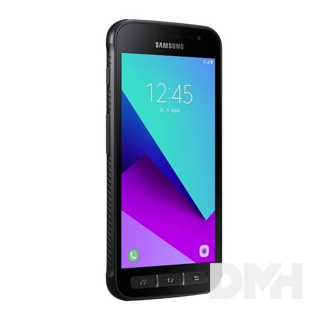 "Samsung Galaxy Xcover 4 SM-G390F 5"" 16GB fekete okostelefon"