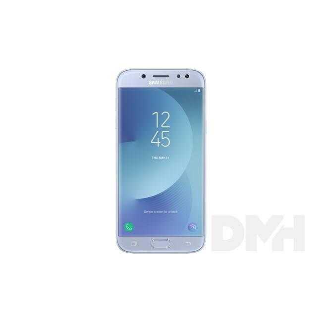 "Samsung Galaxy J5 SM-J530F 5.2"" LTE 16GB Dual SIM kék-ezüst okostelefon"
