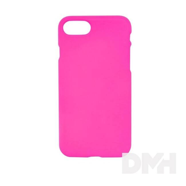 Cellect CEL-NEON-IPHSE-P Neon Collection Prémium iPhone SE rózsaszín szilikon hátlap