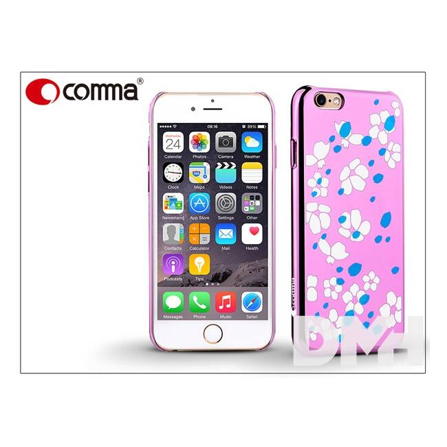 Comma ST965730 Bloom iPhone 6/6S Passion piros hátlap