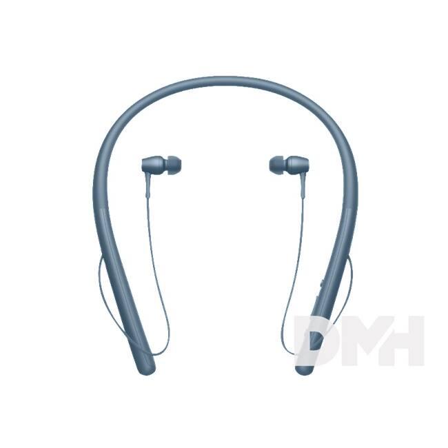 Sony WIH700 Hi-Res Bluetooth kék fülhallgató headset aptX