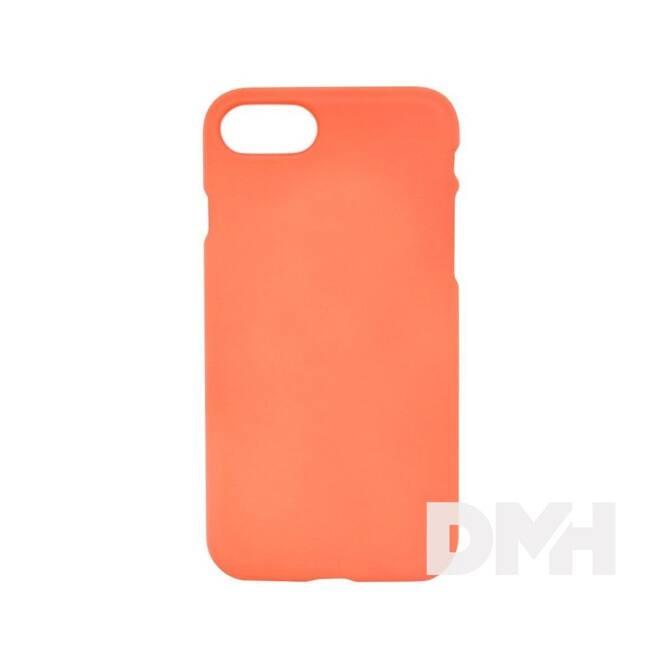 Cellect CEL-NEON-IPH8P-O Neon Collection Prémium iPhone 8 Plus narancs hátlap