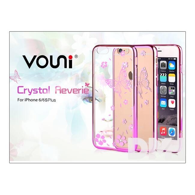 Vouni ST978419CRYSTAL REVERIE iPhone 6+/6S+ rózsaarany hátlap