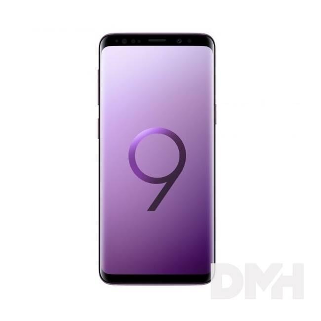 "Samsung Galaxy S9 5,8"" LTE 64GB Dual SIM lila okostelefon"