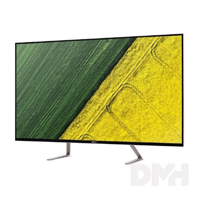 "Acer 43"" ET430Kwmiiqppx IPS LED HDMI DisplayPort multimédiás monitor"