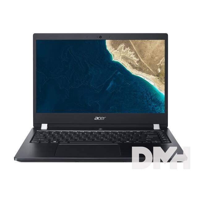 "Acer TravelMate TMX3410-M-33SW 14"" FHD IPS/Intel Core i3-8130U /4GB/256GB/Int. VGA/Win10/fekete laptop"