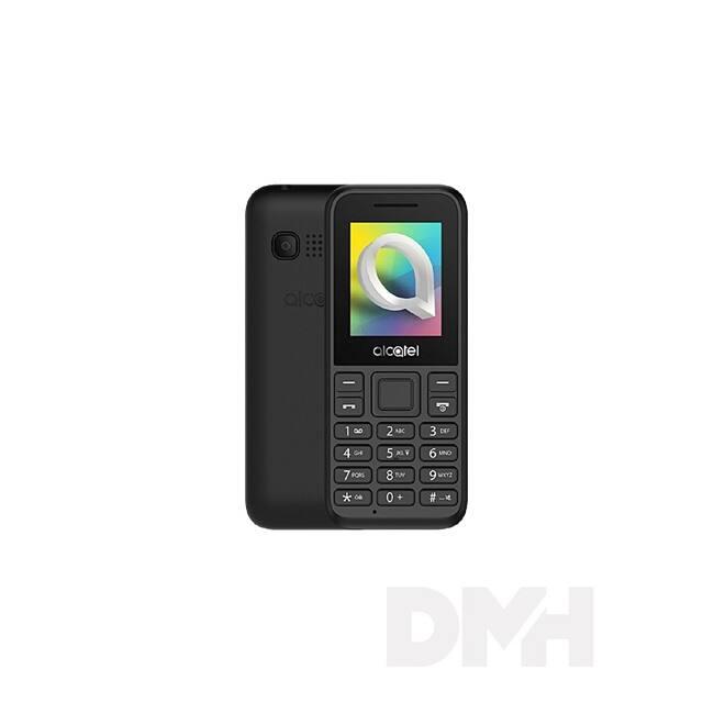 "Alcatel 1066D 1,8"" Dual SIM fekete mobiltelefon"