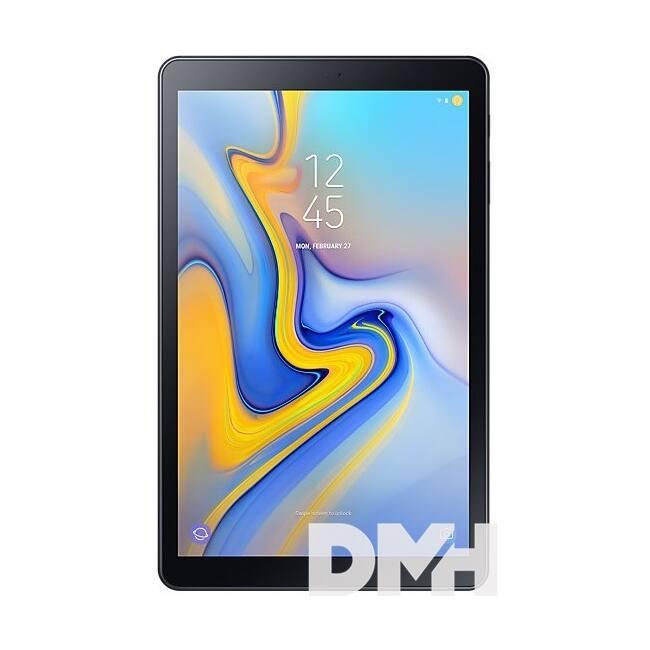 "Samsung Galaxy TabA (SM-T595) 10,5"" 32GB fekete Wi-Fi + LTE tablet"