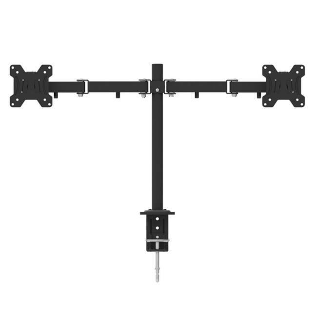 ART L-02A asztali 2xLCD/LED monitor tartó 13-27'' 8KG