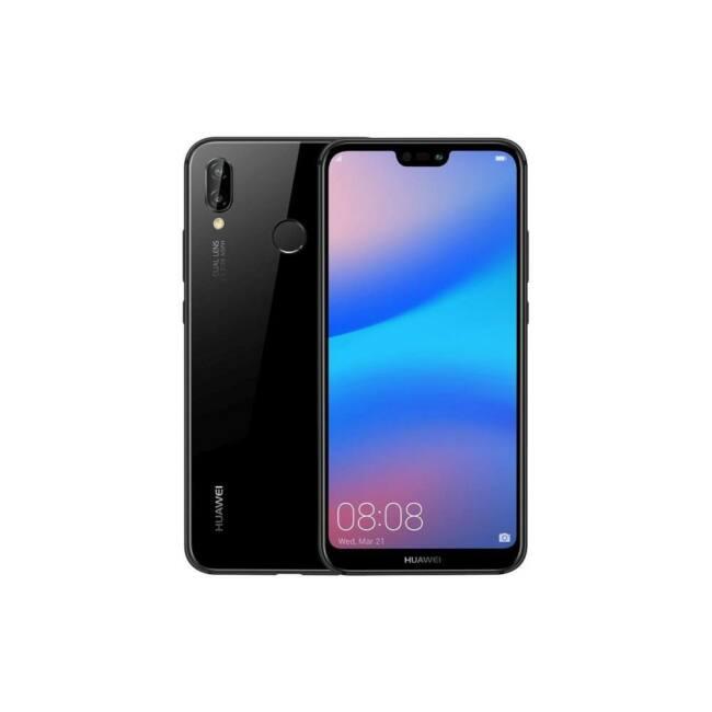 Huawei P20 Lite DS black