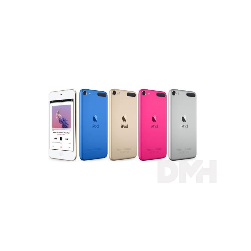 Apple iPod touch 128GB ezüst (6. gen)