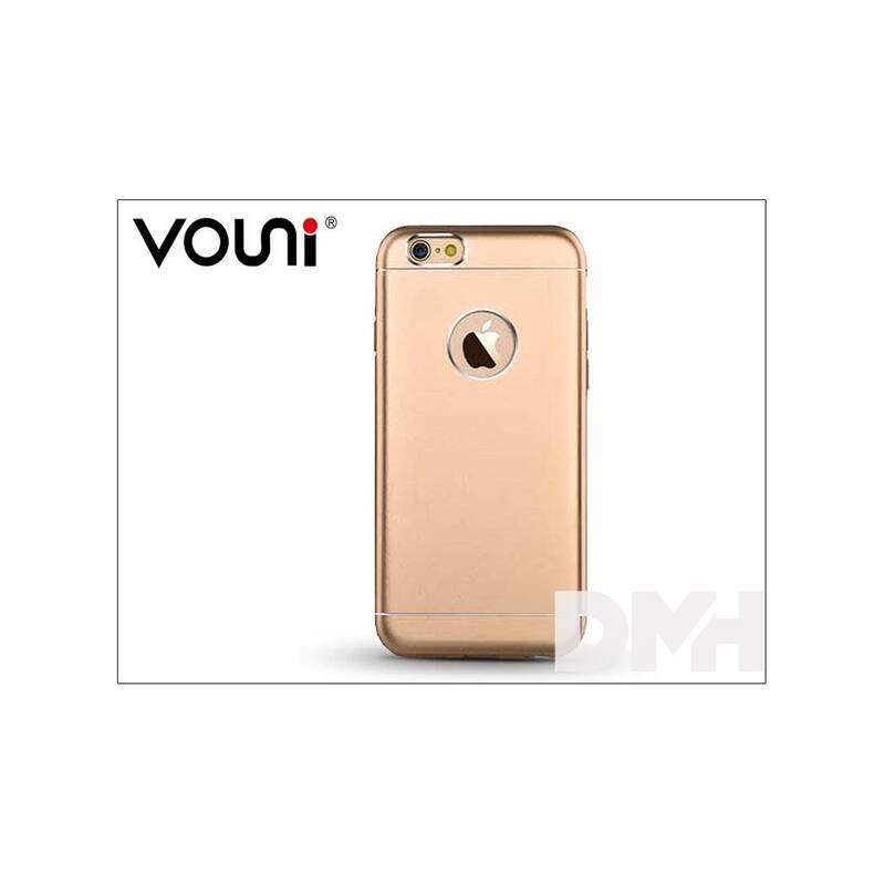 Vouni ST968007 ARMOR iPhone 6+/6S+ pezsgőarany hátlap