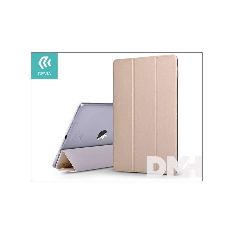 "Devia ST997830 LIGHT GRACE iPad Pro 10.5"" 2017 arany védőtok"