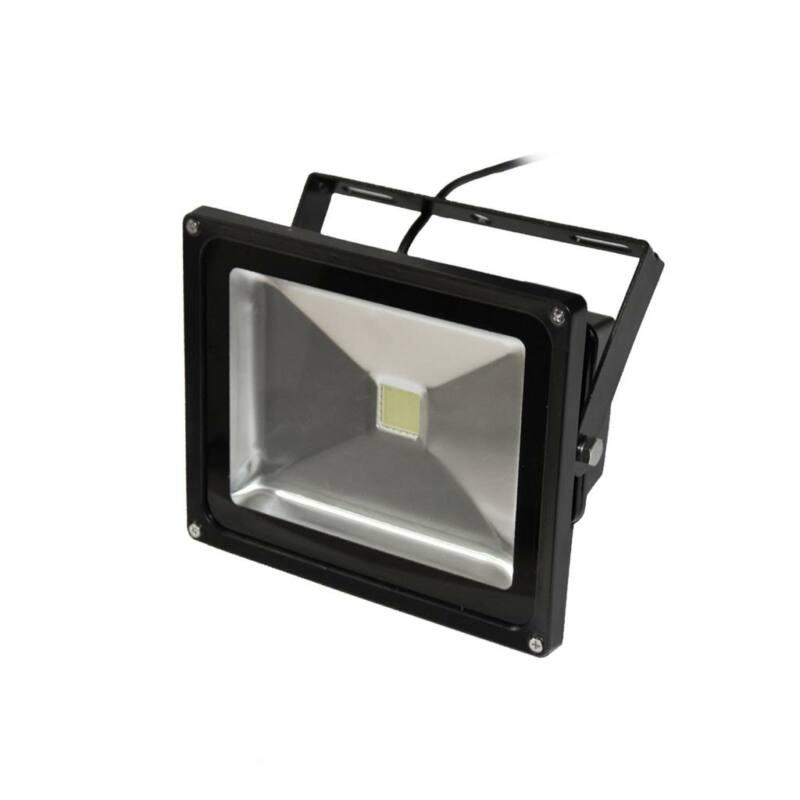 ART külső lámpa LED 30W,IP65, AC80-265V,fekete, 3000K- meleg fehér
