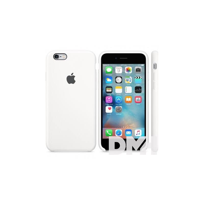 Apple iPhone6s szilikontok fehér