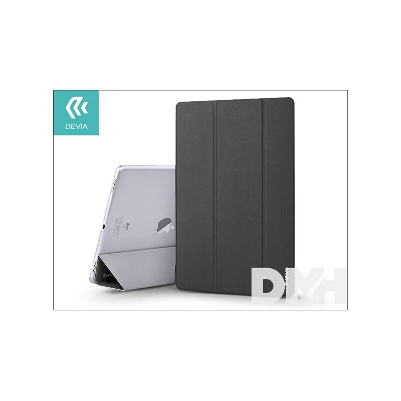 "Devia ST997793 LIGHT GRACE iPad Pro 12.9"" 16/17 fekete védőtok"
